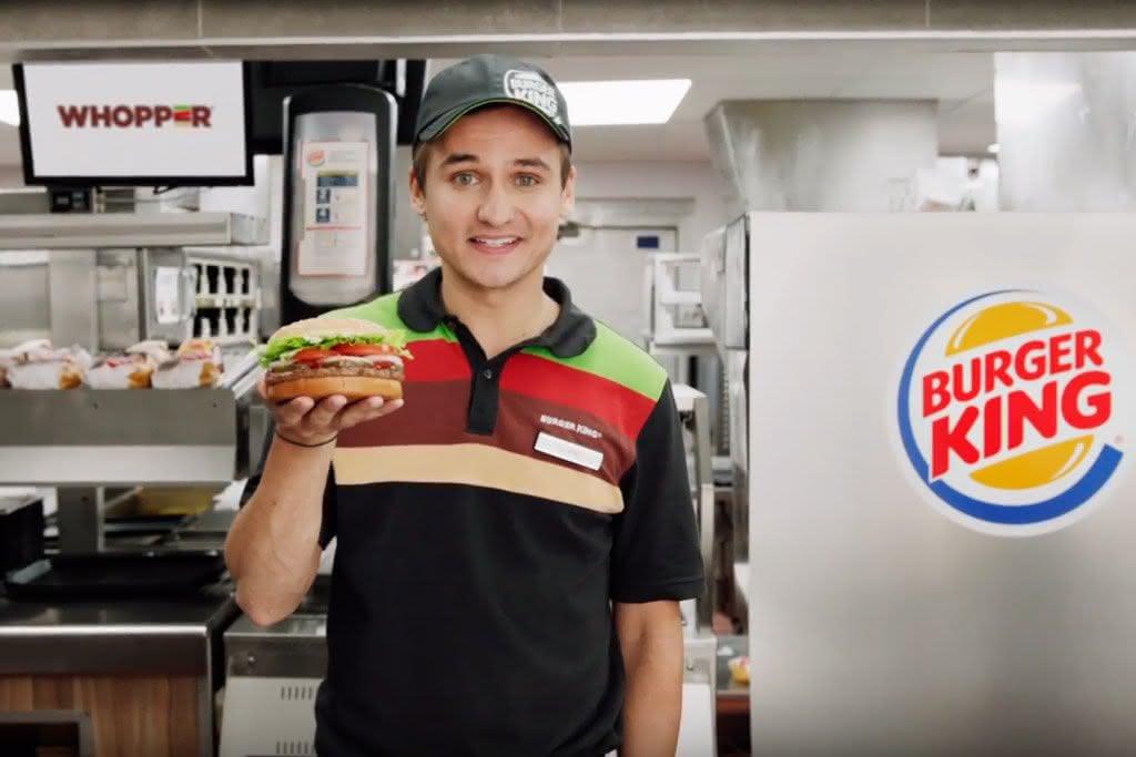 Jovem Aprendiz Burger King