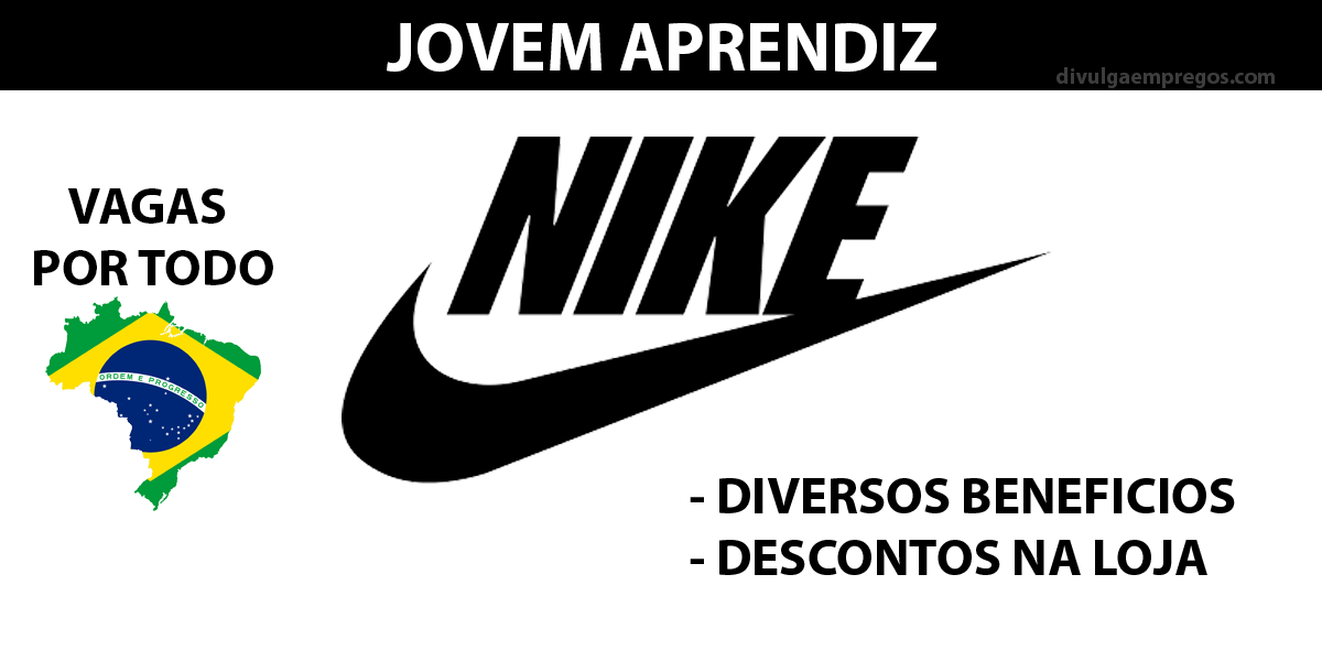 Jovem Aprendiz Nike